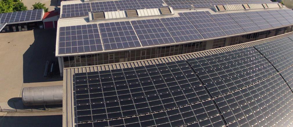 Photovoltaik: Projekt Meitingen