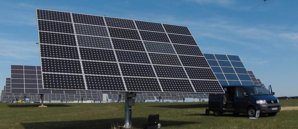 Photovoltaik: Projekt Niederding