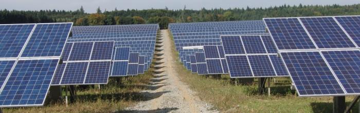 Photovoltaik: Projekt Mengkofen