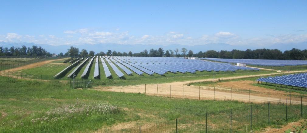 Photovoltaik: Projekt Ternavasso