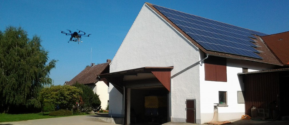 Photovoltaik: Projekt Egenhofen