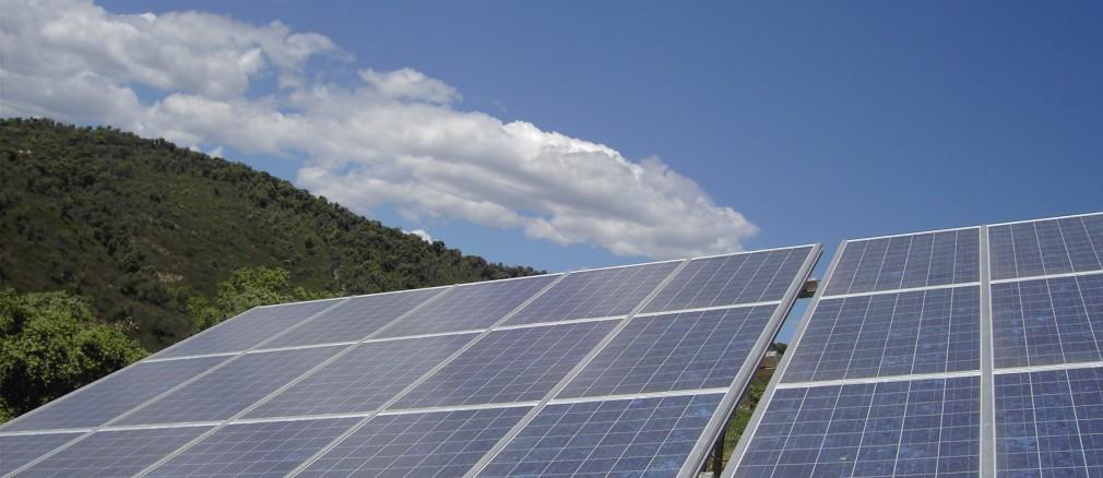 Photovoltaik: Projekt Ste Maxime