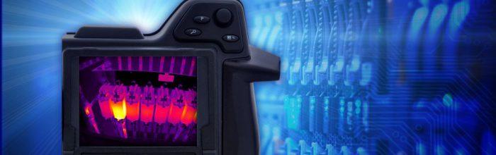 Elektrothermografie: Mit regelmäßigen thermografischen Untersuchungen von Industrieanlagen lassen sich Schwachstellen frühzeitig erkennen und Ausfälle vermeiden.