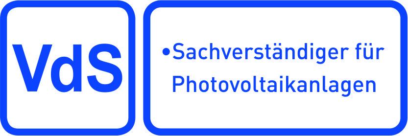 Sachverständige für Photovoltaikanlagen